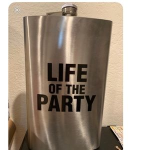 Other - Flask LIFE OF THE PARTY NEW